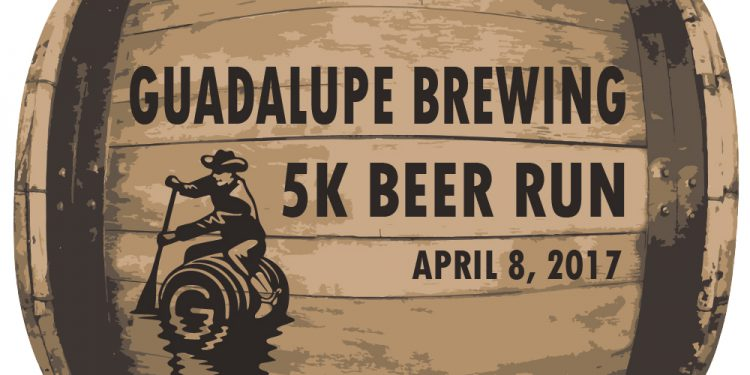 Race day info: Guadalupe Brewing 5k Beer Run