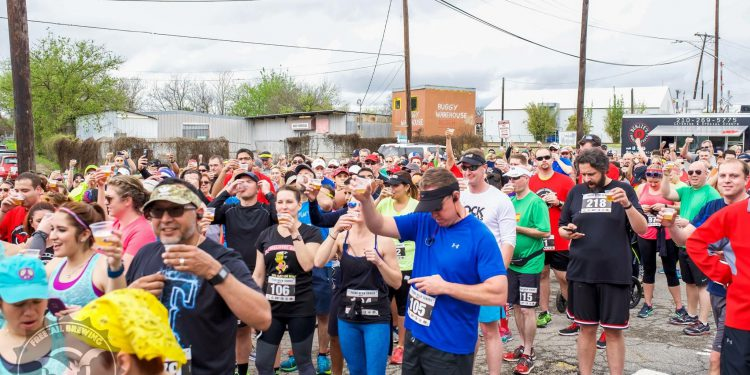 Event recap: Freetail Brewing 5k Beer Run – 3/5/17