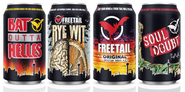 Official beer list: Freetail Brewing 5k Beer Run!