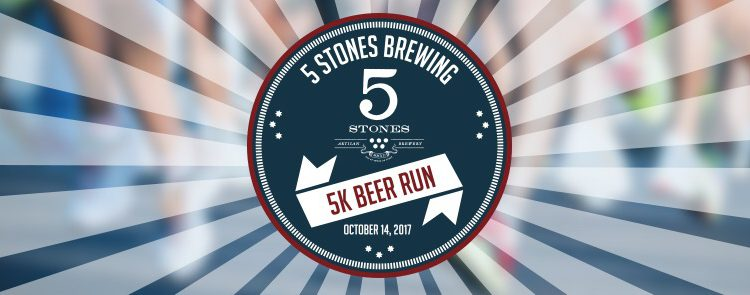 Event #5: Texas Beer Series – 5 Stones Brewing 5k Beer Run!